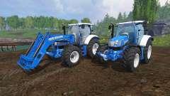 New Holland T6.160 v1.1 para Farming Simulator 2015