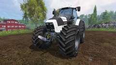 Deutz-Fahr Agrotron 7250 White Edition