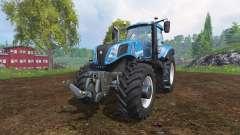 New Holland T8.435 v2.0