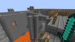 Bkajnls Castle CTF map [1.8][1.8.8]