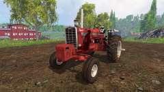 Farmall 1206 single wheel