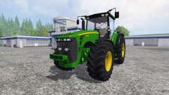 John Deere 8430 v3.0 para Farming Simulator 2015