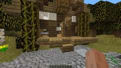 Minecraft Zombie Survival Map
