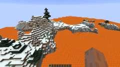Lava island surival