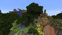 Minecraft SurvivalGames Map