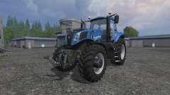 New Holland T8.435 v3.0