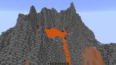 Realistic Volcano