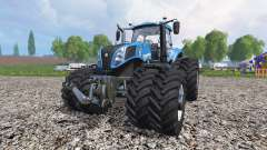 New Holland T8.435 v1.2