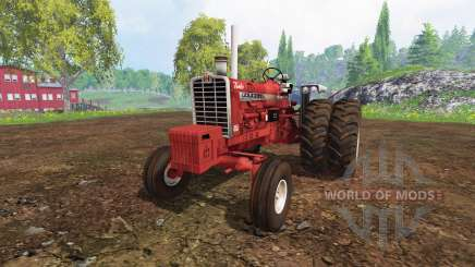 Farmall 1206 dually wheels para Farming Simulator 2015