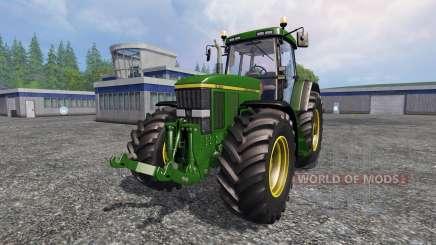 John Deere 7810R v1.5 para Farming Simulator 2015