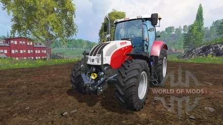 Steyr CVT 6130 EcoTech v2.0 para Farming Simulator 2015