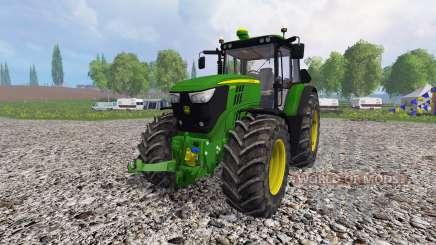 John Deere 6150M para Farming Simulator 2015