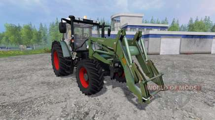 Fendt 380 GTA Turbo v2.0 para Farming Simulator 2015