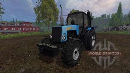 MTZ-1221 Bielorruso v4.0 para Farming Simulator 2015