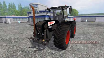 CLAAS Xerion 3300 TracVC Black Edition para Farming Simulator 2015