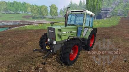 Fendt Farmer 310 LSA v2.4 para Farming Simulator 2015