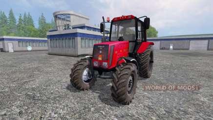 Bielorruso-826 para Farming Simulator 2015