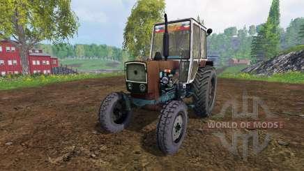 UMZ-CL v2.0 para Farming Simulator 2015