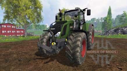Fendt 828 Vario v2.5 para Farming Simulator 2015