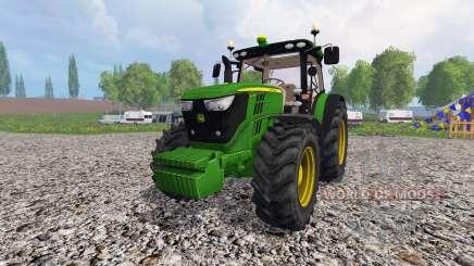 John Deere 6170R v3.0 para Farming Simulator 2015