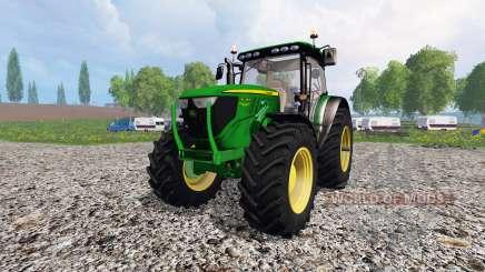 John Deere 6130R para Farming Simulator 2015