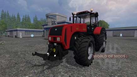 Bielorrusia-3522 v1.3 para Farming Simulator 2015