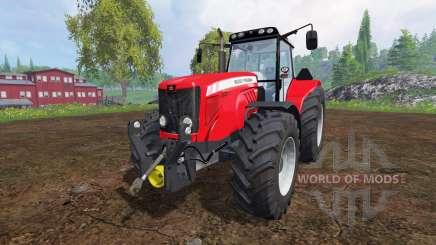 Massey Ferguson 7480 v2.0 para Farming Simulator 2015