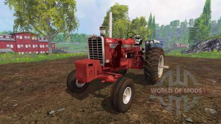 Farmall 1206 single wheel para Farming Simulator 2015
