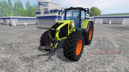 CLAAS Axion 950 v4.0 para Farming Simulator 2015
