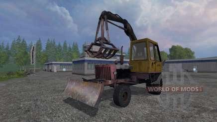 La LEA-1A un Cárpatos para Farming Simulator 2015
