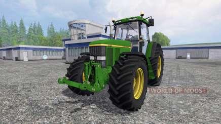 John Deere 7810 v3.0 para Farming Simulator 2015