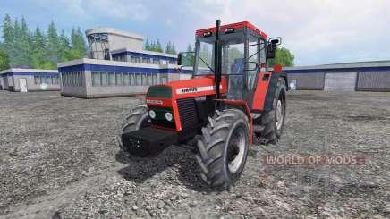 Ursus 1234 v2.0 para Farming Simulator 2015