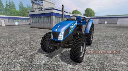 New Holland T4.75 garden edition para Farming Simulator 2015