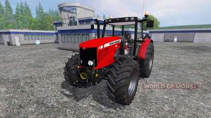 Massey Ferguson 6480 v2.0 para Farming Simulator 2015