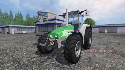 Deutz-Fahr AgroXtra 6.17 para Farming Simulator 2015