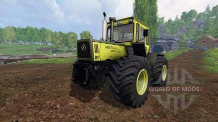 Mercedes-Benz Trac 1600 para Farming Simulator 2015