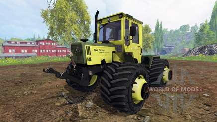 Mercedes-Benz Trac 1100 super turbo para Farming Simulator 2015