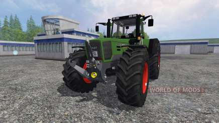 Fendt Favorit 824 v2.0 para Farming Simulator 2015