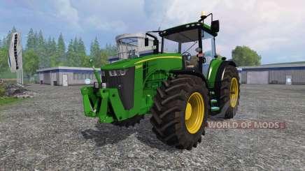 John Deere 8360R v3.0 para Farming Simulator 2015