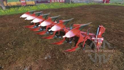 Maschio Lelio 6 v2.0 para Farming Simulator 2015