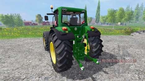 John Deere 7530 Premium v2.0 para Farming Simulator 2015