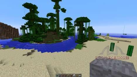 King Tuts Tomb para Minecraft