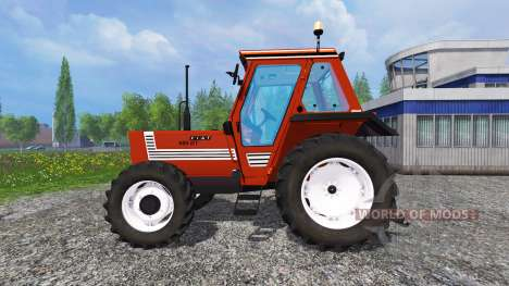 Fiat 880 para Farming Simulator 2015