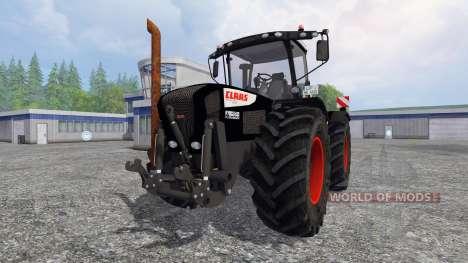 CLAAS Xerion 3300 TracVC Black Edition v1.0 para Farming Simulator 2015