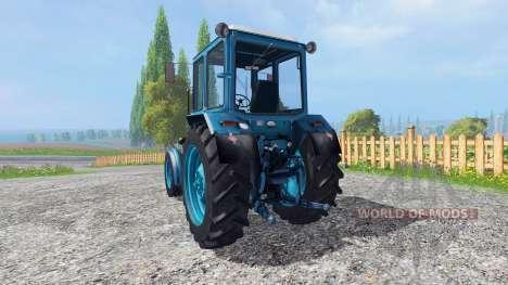 MTZ-80 v1.15 para Farming Simulator 2015