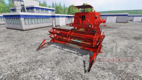 Bizon Z056 v1.0 para Farming Simulator 2015