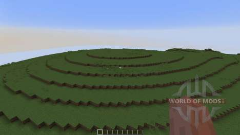 The lands of Aeritium para Minecraft