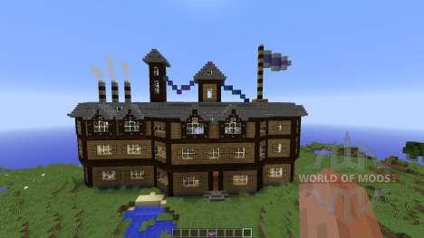 Medieval Nowhere para Minecraft