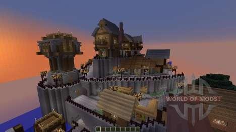 Tiericity para Minecraft