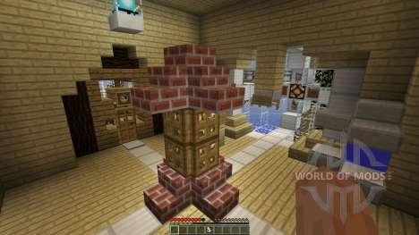Steampunk Island of Verdad para Minecraft